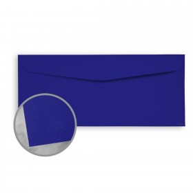CLASSIC CREST Cobalt Envelopes - No. 10 Commercial (4 1/8 x 9 1/2) 80 lb Text Smooth 500 per Box