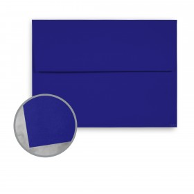 CLASSIC CREST Cobalt Envelopes - A2 (4 3/8 x 5 3/4) 80 lb Text Smooth 250 per Box