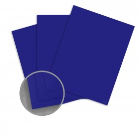 CLASSIC CREST Cobalt Card Stock - 18 x 12 in 100 lb Cover Smooth Digital 125 per Package