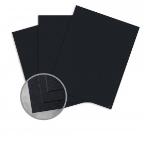 CLASSIC CREST Epic Black Paper - 25 x 38 in 80 lb Text Smooth  30% Recycled 750 per Carton