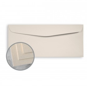 CLASSIC CREST Millstone Envelopes - No. 10 Commercial (4 1/8 x 9 1/2) 80 lb Text Smooth 500 per Box