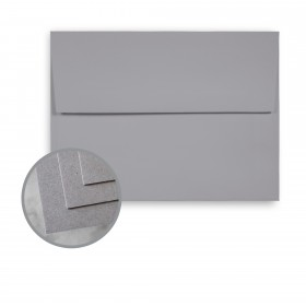 CLASSIC CREST Pewter Envelopes - A7 (5 1/4 x 7 1/4) 80 lb Text Smooth 250 per Box