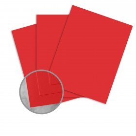 CLASSIC CREST Red Pepper Paper - 25 x 38 in 80 lb Text Smooth  30% Recycled 500 per Carton