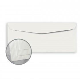 CLASSIC Laid Antique Gray Envelopes - No. 10 Commercial (4 1/8 x 9 1/2) 75 lb Text Laid 500 per Box
