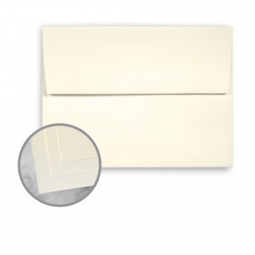 CLASSIC Laid Baronial Ivory Envelopes - A2 (4 3/8 x 5 3/4) 75 lb Text Laid 250 per Box
