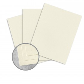 CLASSIC Laid Millstone Card Stock - 26 x 40 in 80 lb Cover Laid 300 per Carton