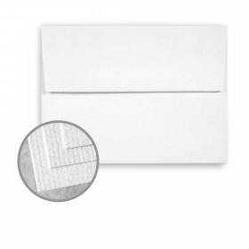 CLASSIC Laid Whitestone Envelopes - A6 (4 3/4 x 6 1/2) 75 lb Text Laid 250 per Box