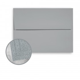 CLASSIC Linen Graystone Envelopes - A2 (4 3/8 x 5 3/4) 80 lb Text Linen 250 per Box