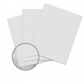 CLASSIC Linen Silverstone Paper - 35 x 23 in 24 lb Writing Linen Watermarked 1000 per Carton