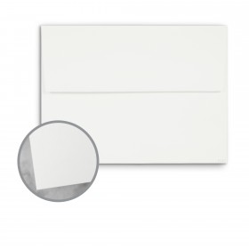 CLASSIC Stipple Bare White Envelopes - A6 (4 3/4 x 6 1/2) 80 lb Text Stipple 250 per Box