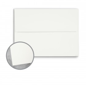CLASSIC Techweave Avon Brilliant White Envelopes - A6 (4 3/4 x 6 1/2) 100 lb Text Techweave 200 per Box