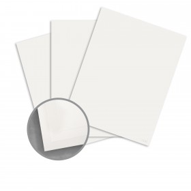 CLASSIC Techweave Avon Brilliant White Card Stock - 26 x 40 in 80 lb Cover Techweave 300 per Carton