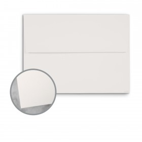 CLASSIC Techweave Bare White Envelopes - A7 (5 1/4 x 7 1/4) 80 lb Text Techweave 250 per Box