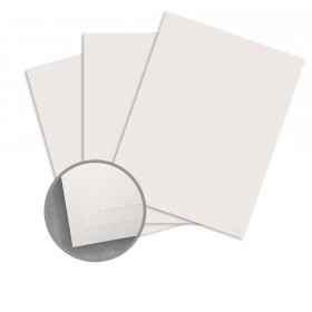 CLASSIC Techweave Bare White Card Stock - 26 x 40 in 100 lb Cover Techweave 200 per Carton