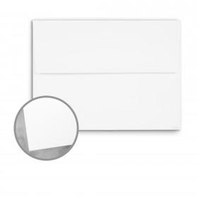 CLASSIC Techweave Recycled 100 Bright White Envelopes - A7 (5 1/4 x 7 1/4) 80 lb Text Techweave 250 per Box