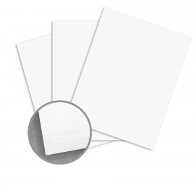 CLASSIC Techweave Recycled 100 Bright White Card Stock - 26 x 40 in 100 lb Cover Techweave 200 per Carton