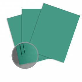 Colorplan Emerald Paper - 25 x 38 in 91 lb Text Vellum 250 per Package