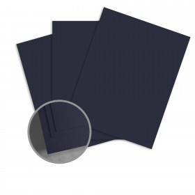 Colorplan Imperial Blue Card Stock - 25 x 38 in 130 lb Cover Vellum 100 per Package