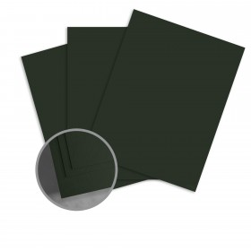 Colorplan Racing Green Card Stock - 25 x 38 in 100 lb Cover Vellum 100 per Package