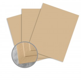 Colorplan Stone Card Stock - 25 x 38 in 130 lb Cover Vellum 100 per Package