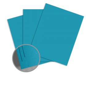 Colorplan Tabriz Blue Paper - 25 x 38 in 91 lb Text Vellum 250 per Package