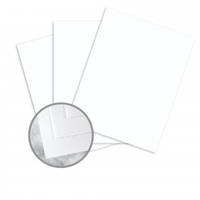 Conqueror Diamond White Paper - 35 x 23 in 24 lb Writing Wove Watermarked 500 per Ream