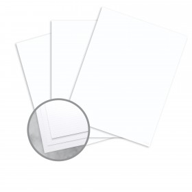 Conqueror Diamond White Paper - 35 x 23 in 24 lb Writing Laid Watermarked 500 per Ream