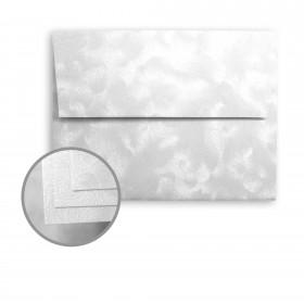 Constellation Jade Silver Envelopes - A6 (4 3/4 x 6 1/2) 78 lb Text Riccio C/1S 250 per Box