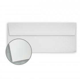 Construction Grout Gray Envelopes - No. 10 Square Flap (4 1/8 x 9 1/2) 70 lb Text Vellum 30% Recycled 500 per Box