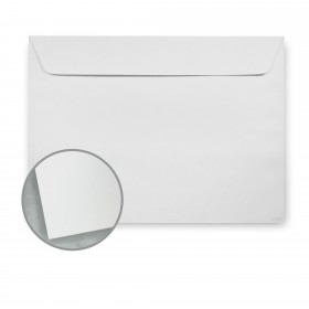 Construction Grout Gray Envelopes - No. 6 1/2 Booklet (6 x 9) 70 lb Text Vellum 30% Recycled 500 per Carton