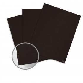 Construction Blacktop Card Stock - 26 x 40 in 80 lb Cover Vellum  100% Recycled 500 per Carton