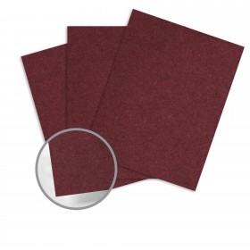 Construction Paver Red Paper - 25 x 38 in 70 lb Text Vellum  30% Recycled 1000 per Carton