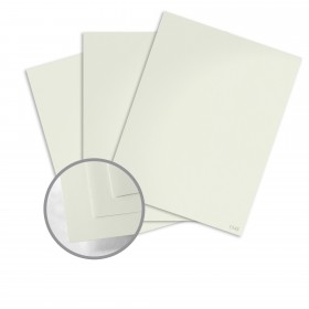 Construction Tile Green Card Stock - 26 x 40 in 80 lb Cover Vellum  100% Recycled 500 per Carton