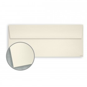 Construction Whitewash Envelopes - No. 10 Square Flap (4 1/8 x 9 1/2) 70 lb Text Vellum 100% Recycled 500 per Box