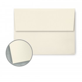 Construction Whitewash Envelopes - A7 (5 1/4 x 7 1/4) 70 lb Text Vellum 100% Recycled 250 per Box