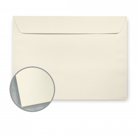 Construction Whitewash Envelopes - No. 6 1/2 Booklet (6 x 9) 70 lb Text Vellum 100% Recycled 500 per Carton