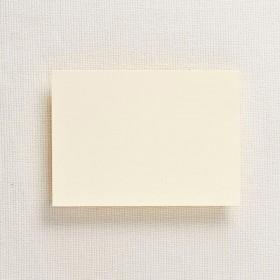 Crane & Co. Ecruwhite Small Printable Cards