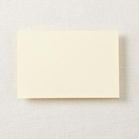 Crane & Co. Ecruwhite Printable Kent Card