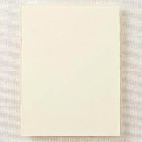Crane & Co. Ecruwhite Half Sheet