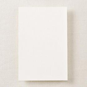 Crane & Co. Pearl White Cards