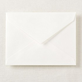 Crane & Co. Pearl White Embassy Envelope