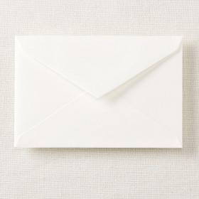 Crane & Co. Pearl White Kent Envelope