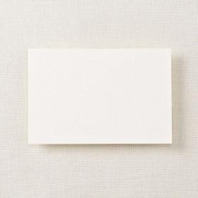 Crane & Co. Pearl White Kent Cards
