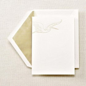 Crane & Co. Special Delivery Printable Invitation Cards