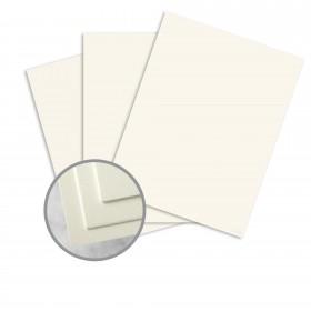 Neenah Cotton Pearl White Paper - 25 x 38 in 80 lb Text Wove 100% Cotton 300 per Carton