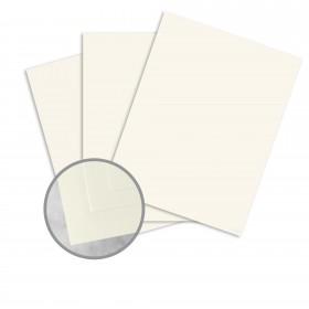 CRANE'S CREST Pearl White Paper - 25 x 38 in 80 lb Text Imaging  100% Cotton 250 per Carton