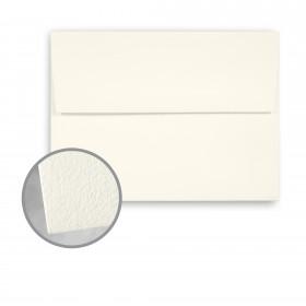 Neenah Cotton Pearl White Envelopes - A6 (4 3/4 x 6 1/2) 80 lb Text Letterpress  100% Cotton 200 per Box