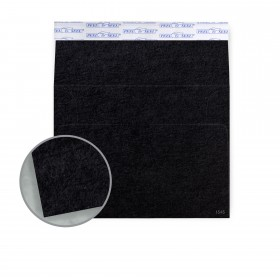 Ruche Black Envelopes - A6 (4 3/4 x 6 1/2) 80 lb Text Crepe  100% Recycled 200 per Box