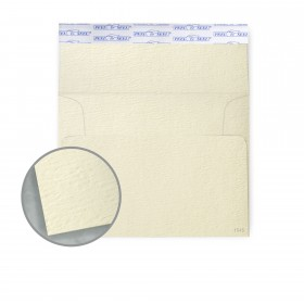 Ruche Cream Envelopes - A2 (4 3/8 x 5 3/4) 80 lb Text Crepe  80% Recycled 200 per Box