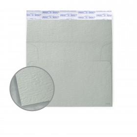 Ruche Grey Envelopes - A2 (4 3/8 x 5 3/4) 80 lb Text Crepe  80% Recycled 200 per Box